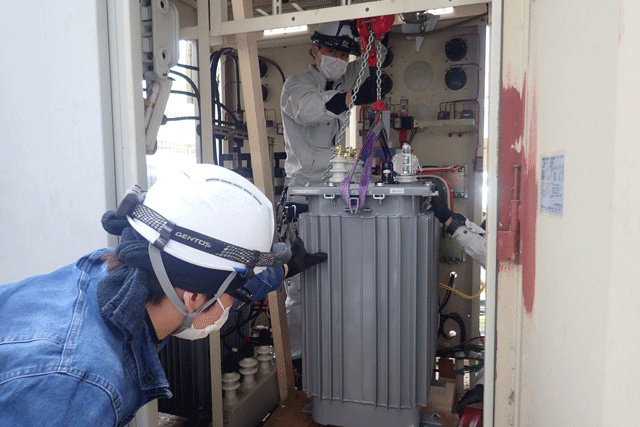 電気設備工事に向いている人の特徴