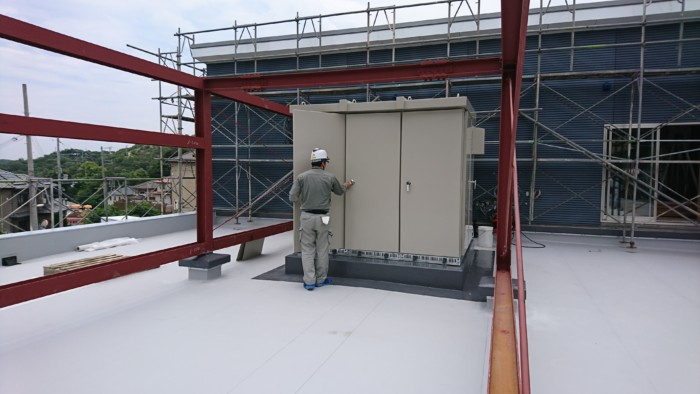 姫路 電気設備工事